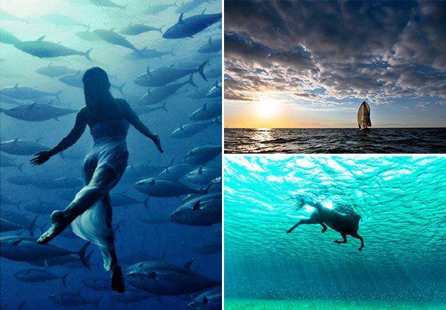"""Já diz a canção: quem é do mar não enjoa. E o fotógrafoKurt Arrigoé, sem nenhuma dúvida, o que nós poderíamos chamar de """"do mar"""". Nascido na ilha de Malta, ele viveu cercado de água desde muito pequeno e aprendeu a gostar do mar, até adotá-lo como um estilo de vida. Foi assim que aprendeu a mergulhar quando tinha apenas 9 anos e acabou se envolvendo com diverso esportes aquáticos ao longo da vida. Desse amor nasceu também o tema central para suas fotografias, que já fazem sucesso no…"""