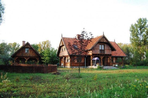 Budowa domów z bali: budujemy domy gotowe do zamieszkania – Polska Drewniana