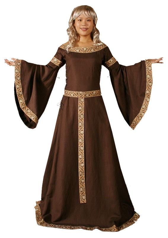 Ladies Medieval dress | Kingdom Chronicles VBS | Pinterest ...