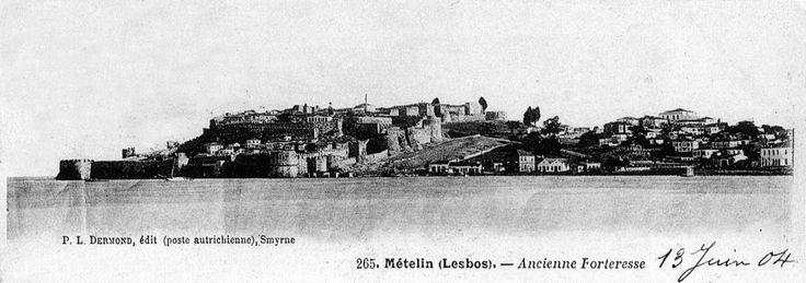 Μυτιλήνη, 1904