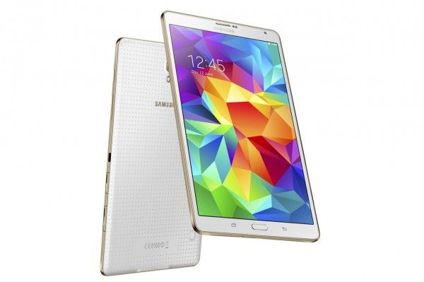 Samsung Tab S 8.4 and 10.5