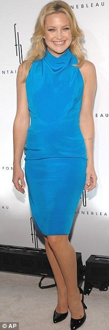 Kate Hudson (daughter of Goldie Hawn)