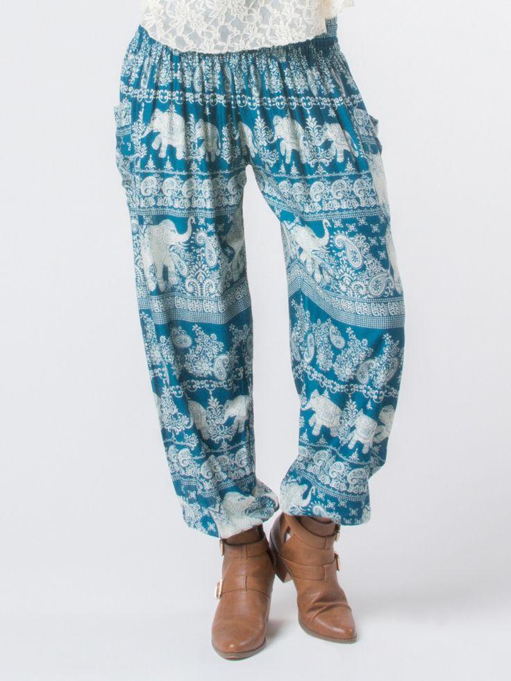 Ziggy Harem Pants