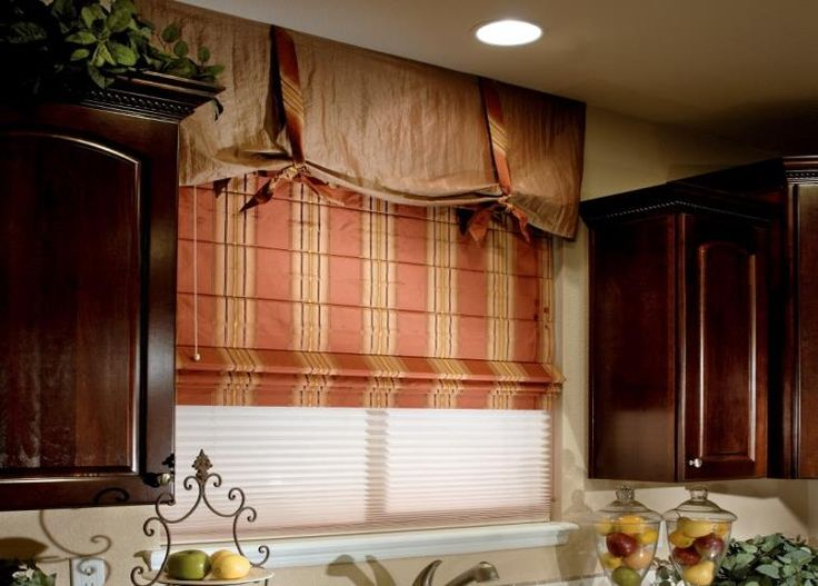 12 best images about windows on pinterest window for Best window treatments for kitchens