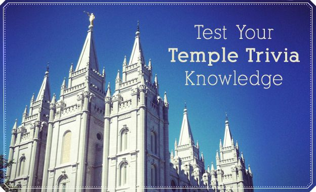 Trivia Quiz: How Much Do You Know About LDS Temples Around the World?
