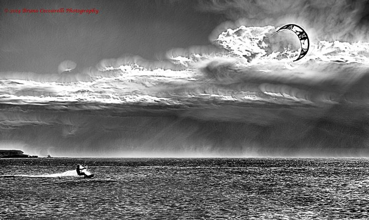 Surfers - Deep Black & White by Bruno Ceccarelli on 500px