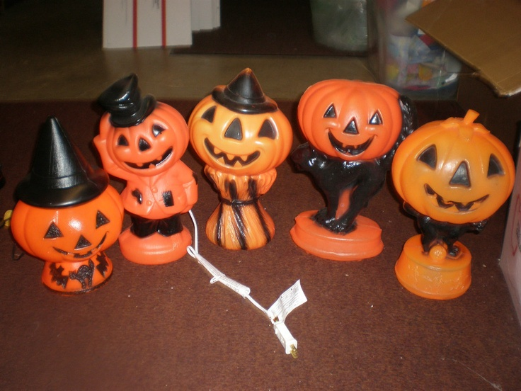 5 awesome vintage empire light up halloween blow molds ebay - Vintage Halloween Decorations Ebay