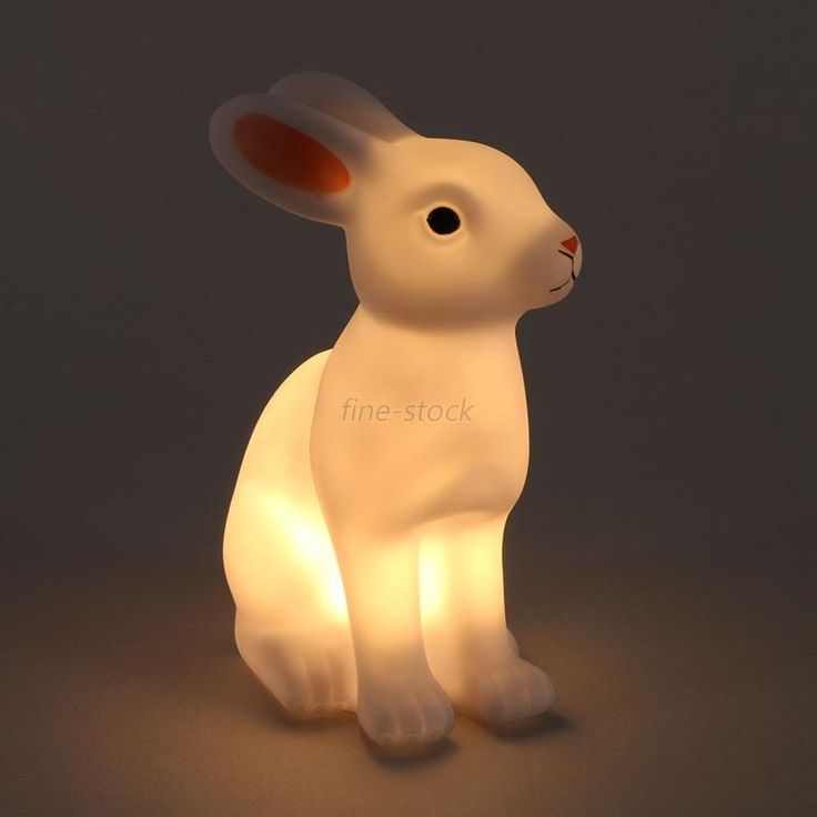 Hanging-Lamp-Fairy-Night-Lights-LED-Rainbow-Ice-Cream-Bunny-Bedside-Lamp-Lots