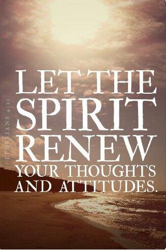 Ephesians 4:23                                                       …