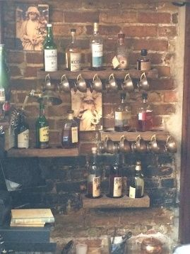 What is a speakeasy, you might ask? A speakeasy refers to a hidden, secret, often password-protected bar that used to be around during the prohibition era in the early 1920s, and they're a new growing trend here in Orlando.