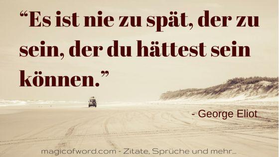 Zitat von George Eliot