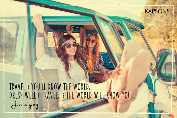 Traveling is an occasion dress for it!!! #Kapsons #TravelQuotes #WeekendGoals