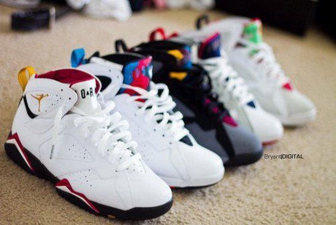 Sneakers are cool and make me stand out more as an individual... I like fashion and sneakers because they fit my comfot needs. Jordans Shoes #Jordans #Shoes Sneakerheadstore.com
