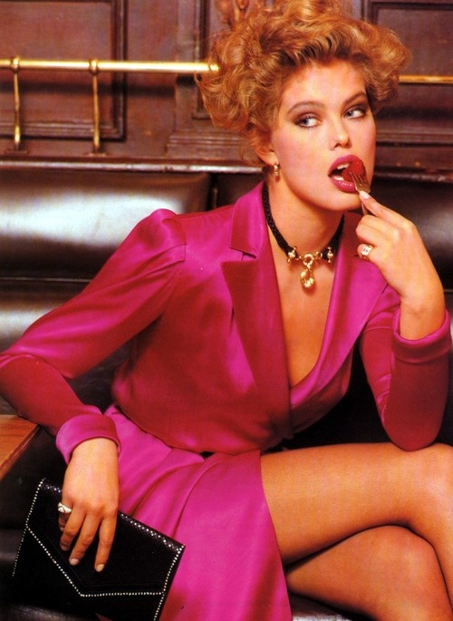 1000 Images About 80s Evening Vol 1 On Pinterest Gianni Versace Kelly Lebrock And December
