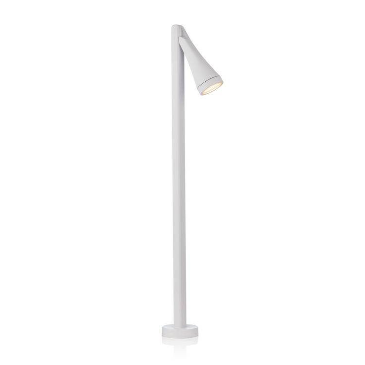 Luxury Au en Stehleuchte schwenkbarer Schirm Clean chic Jetzt bestellen unter https moebel ladendirekt de lampen stehlampen standleuchten uid udfed f