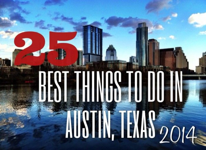 25 Best Things to do in Austin, Texas   365ThingsAustin.com