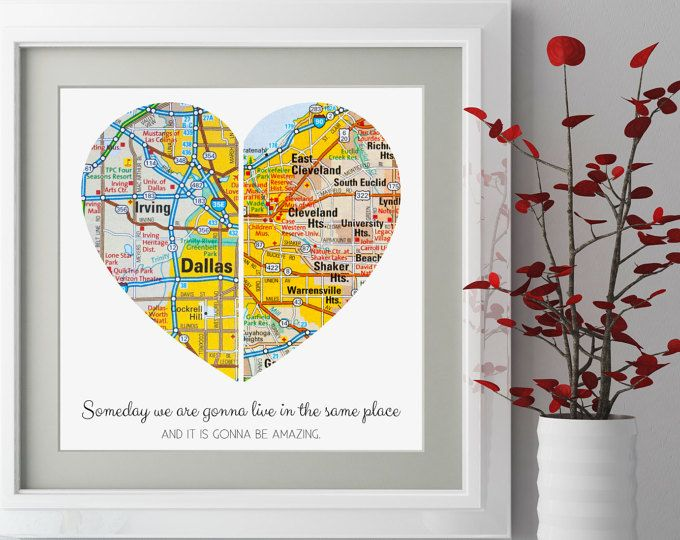 Best Friends Distance. We photograph real atlas maps to create this design. Makes a great gift or addition to your home. Pendant or Art Print Available.  Need a different number of locations included in your design? Look here:  Prints: ➩ 1 Location: http://etsy.me/2fJDeIV ➩ 2 Locations: http://etsy.me/2fL5fBu ➩ 3 Locations: http://etsy.me/2eQDVCC ➩ 4 Locations: http://etsy.me/2fJFZtK ➩ 5 Locations: http://etsy.me/2eQxf...