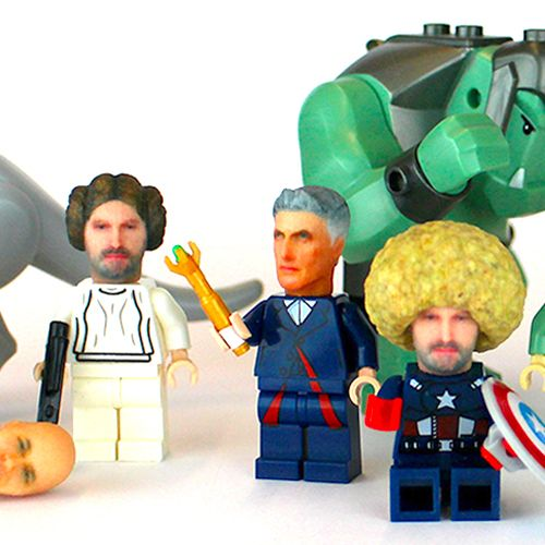 Become Your Own LEGO Minifigure
