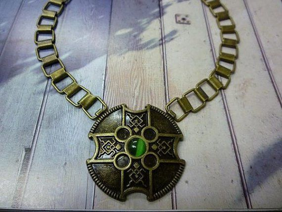 Underworld LUCIAN NECKLACE Lycan Replica Props