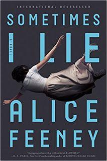 "Book Lovin' Alicia: Alice Feeney's ""Sometimes I Lie""  #BookBlog #BookReview #Mystery #Thriller"
