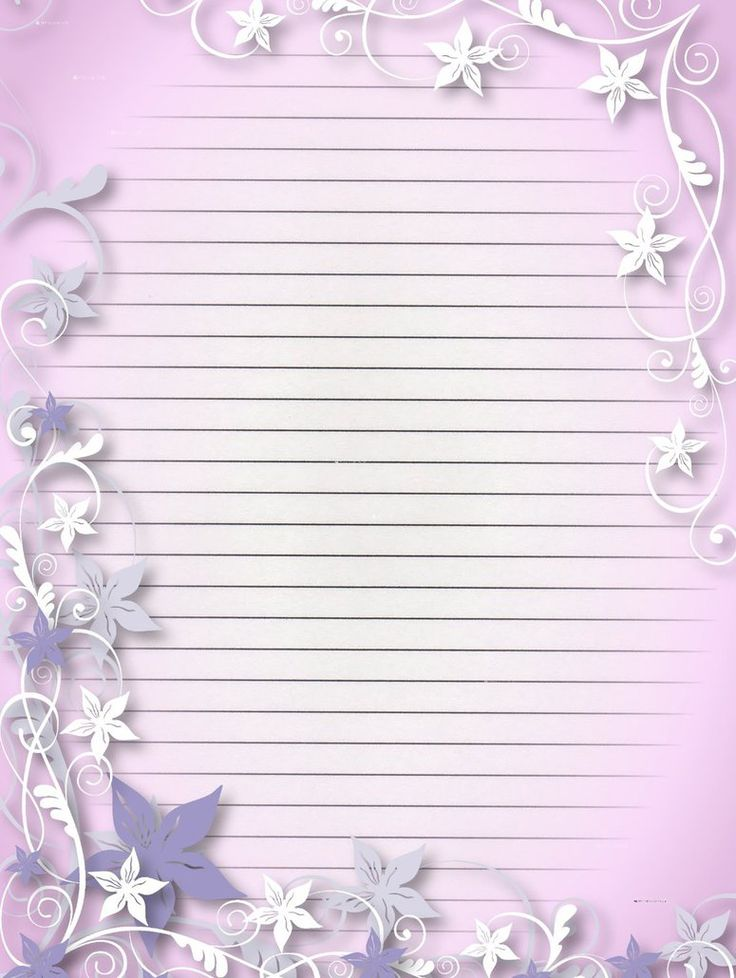1446 best Stationary images on Pinterest Writing paper, Letters - Loose Leaf Paper Print