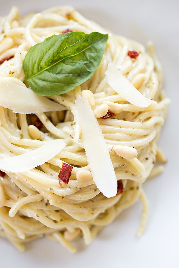 about Basil Pasta Salads on Pinterest | Pasta, Buffalo Chicken Pasta ...