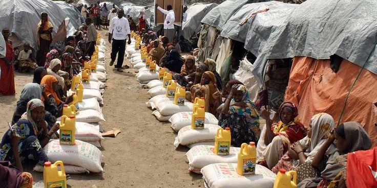Menace d'une nouvelle crise humanitaire en Somalie  La Somalie pourrait subir une nouvelle crise humanitaire en raison des combats, de pluies insuffisantes et de récoltes tardives, a prévenu jeudi une ONG.