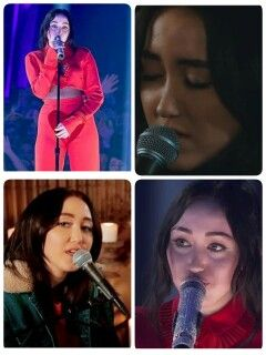 "U  Noah Cyrus has released her debut single ""Make Me Cry"" on November 15, 2016. She teamed up with English singer, songwriter and producer..."