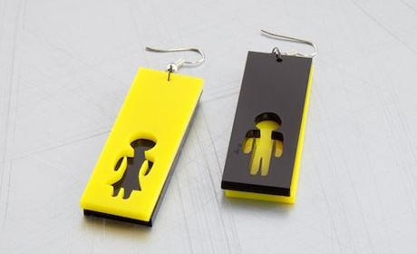 earrings boy & girl