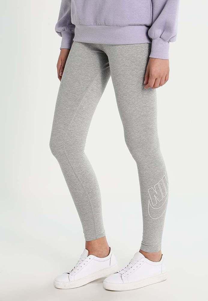 Nike Sportswear CLUB FUTURA - Leggings - Hosen Damen Sport Fitness Gym Yoga Hose