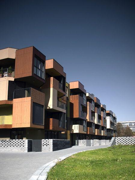 Best Slowenien Images On Pinterest Architectural Firm - A beautiful villa in ljubljana every minimalist will love