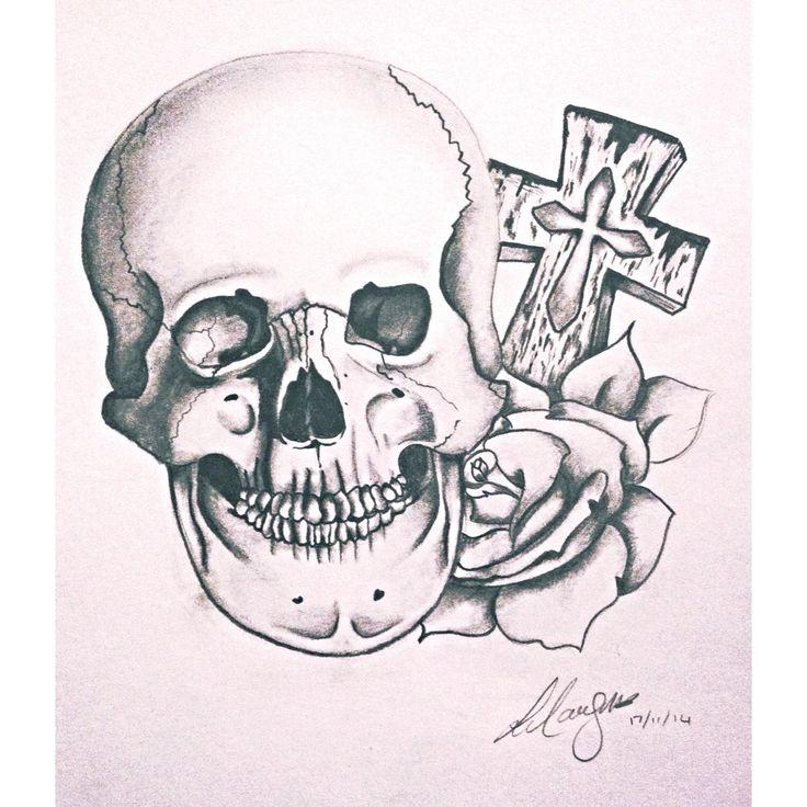 An original tattoo design