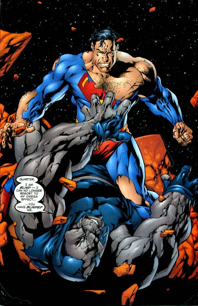 Superman vs Darkseid | Is Darkseid Stronger Than Superman ...
