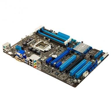 Asus MB/P8Z77-V LX Intel LGA1155 ATX - Placa Base - P8Z77-V LX