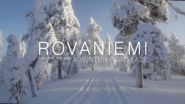 Рованиеми #Rovaniemi