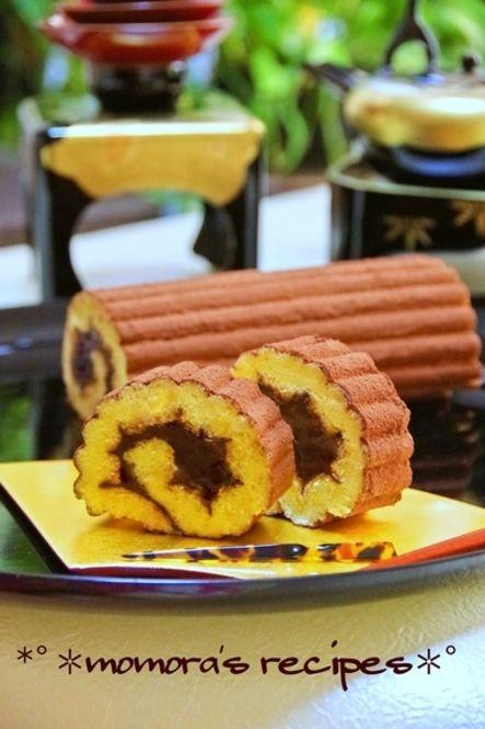 おせち料理にもう一品!新年会で役立つ激カワ料理 - Locari(ロカリ) 主な材料は、ホットケーキミックス・卵・チョコ・生クリーム・