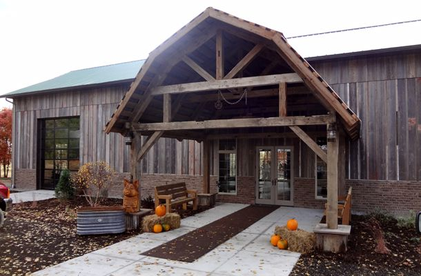 Pole barn designs woodworking projects plans for Pole barn design ideas