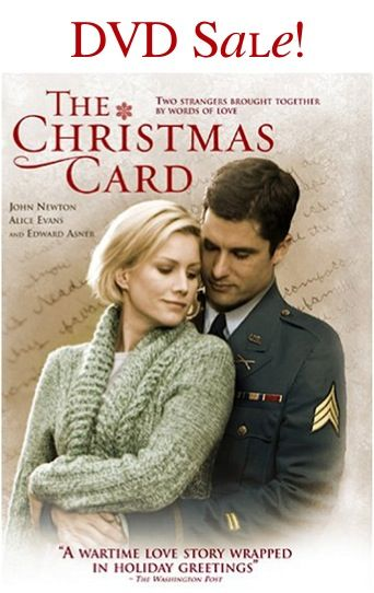 The Christmas Card DVD Sale in Amazon Deals, Thrifty Gifts | The christmas card movie, Hallmark ...