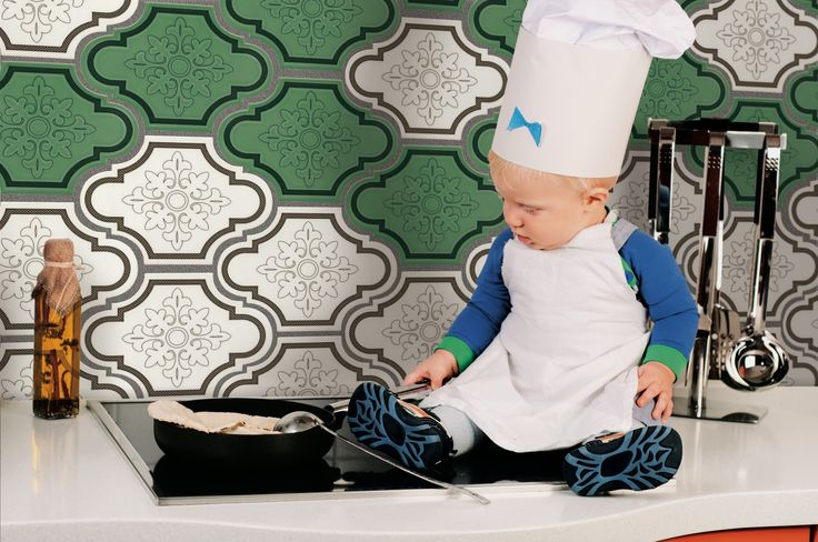 Baby #chef at work... Update collection by #Ornamenta