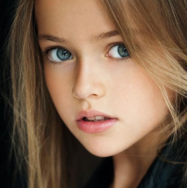 9 yr old Russian Model - Kristina Pimenova