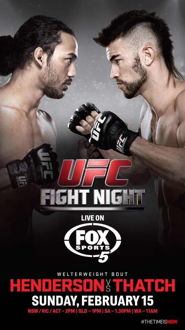 UFC Fight Night 60: Henderson vs. Thatch