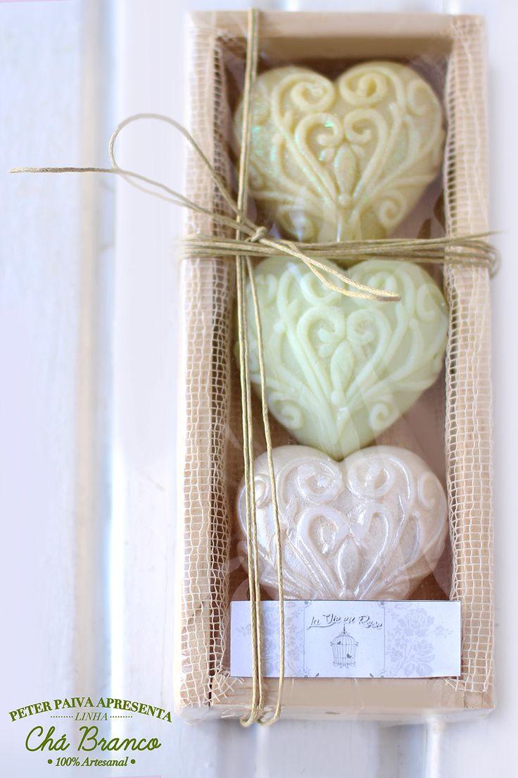 best Sabonetes artesanais casamento images on Pinterest