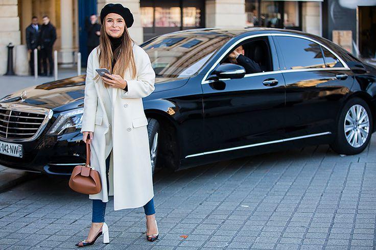 Возвращение легенды: береты снова в моде и это на 100% горячий тренд осени   Журнал GraziaMagazine