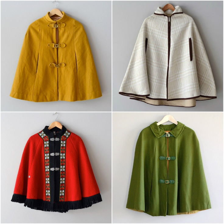 Fashion Capes