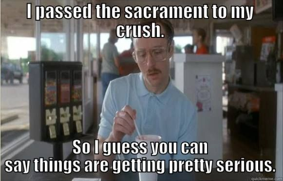 40 funny mormon memes (38). i don't know why this one made me laugh so hard!! HAHAH
