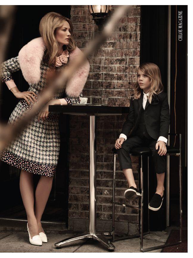 #CHLOEmagazine #OSCARDELARENTA Photo #MatthewLyn Styled by #AmarsanaGendunova Hair Rafael Estrella Dunn Makeup Dylan K Hudson #style #fashion #inspiration #pink