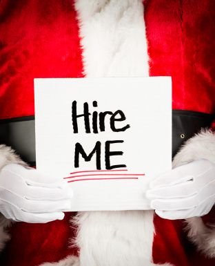 How to turn your Christmas temp job into a permanent opportunity- Webrecruit Blog Post - Career advice