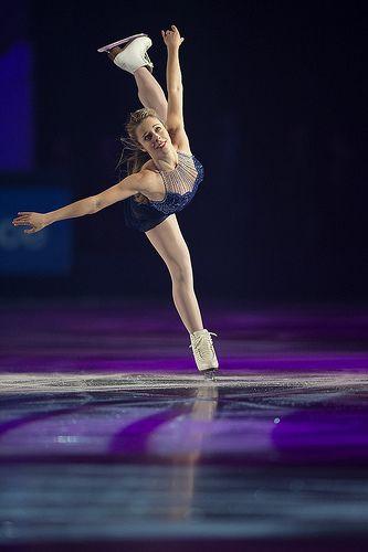 Ashley Wagner, USA Olympic Figure Skater in Sochi 2014