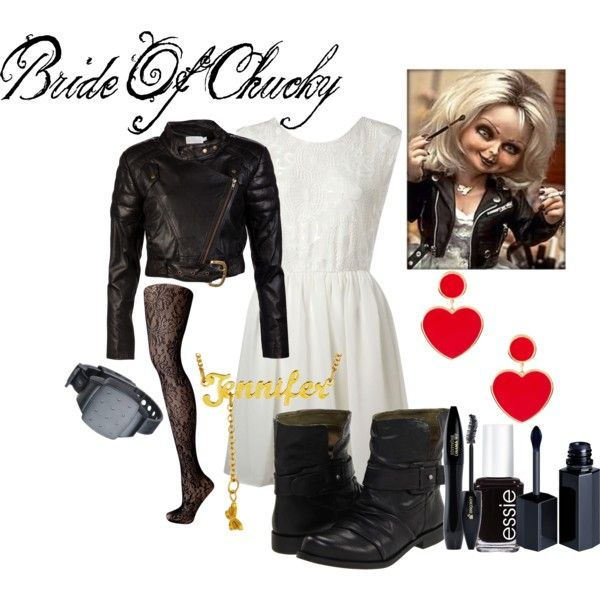 Bride of Chucky, created by calilove31.polyvore.com