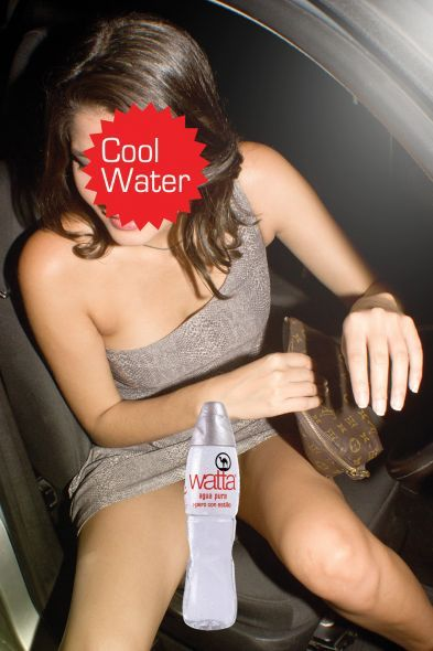 Watta Pure Water: Upskirt, 2: Creative Noticed, Advertisinggend Issues, Advert Adverti, Pure Water, I Noticed Images, Bottle Water, Inappropriate Adverti, Adverti Anomali, Advert Advert